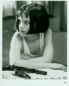 Leon - Natalie Portman  Fantastique Natalie dans un film aussi fantastique. µ/—>:)