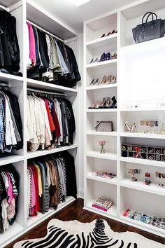 brighton keller new home closet reveal organization