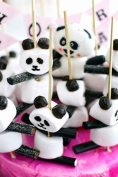 &SUUS: Panda Party | ensuus.blogspot.nl | Panda birthday | Panda traktatie | Kinderverjaardag by Coeny