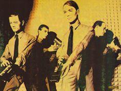 Kraftwerk – We Are The Robots « Retro Rebirth Classic Rock Music & Retro Pop Culture Frank Zappa, Werner Herzog Movies, Florian Schneider, The Man Machine, Computer Love, Rock Sound, Acid House, Win Tickets, Movies