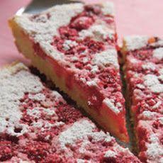 Raspberry-Lemon Shortbread Tart