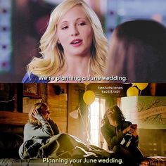 [8x03 & 1x01] This edit makes me so happy  how things have changed in the last seasons. - Are you excited for their June wedding?