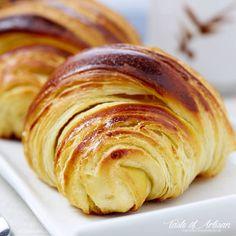 Tartine Croissant Recipe