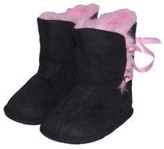 Black Crib Boots
