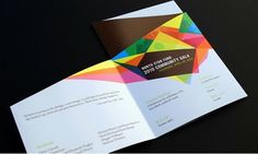 unique brochure design - Google Search