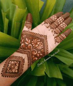 Mehandhi Designs, Basic Mehndi Designs, Stylish Mehndi Designs, Mehndi Designs For Girls, Wedding Mehndi Designs, Mehndi Designs For Fingers, Mehndi Designs For Hands, Henna Tattoo Designs, Design Ideas