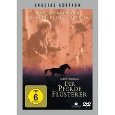Der Pferdeflüsterer [Special Edition]: Amazon.de: Kristin Scott Thomas, Sam Neill, Nicholas Evans, Thomas Newman, Robert Redford: Filme & TV