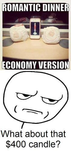 """Economy version"", my foot"