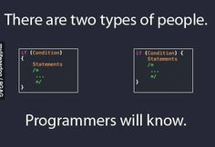 """Sometimes, one of us will write the code, and the other will go in and """"adjust"""" when editing, and so on and on...the battle continues."""