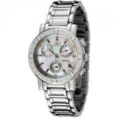 #Invicta #Ladies Limited Edition #Diamond Chronograph