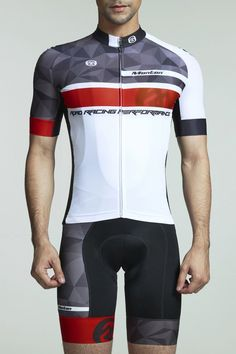 Cycling Jersey Bib Shorts Set Camisetas De Fútbol 1b055fd5c3575