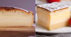¿Ya conoces la torta mágica? Se trata de una torta de vainilla y limón muy fácil de preparar y con un efecto increíble, ya que tiene tres capas de consistencia diferente: una capa de fudge