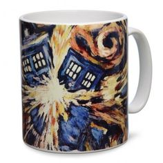 I would always drink tea out of this cup :)
