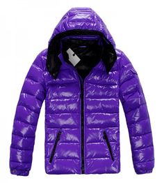 Stylish Moncler Clairy Down Jacket Women Shiny Purple -   off discount  code  happywinter 6118290a928