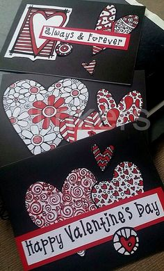 love cards, valentine's day, heart clip art