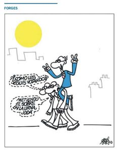 #Humor Forges @forges en @el_pais lunes , 09 mayo - 2016