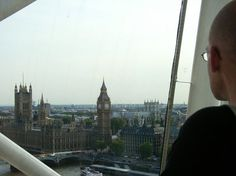 London, UK - in 2005 I fell in love with this city, in 2010 I made it my home. The love affair still continues.