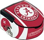 Alabama Cool Works Cup 10qt Cooler (Red)