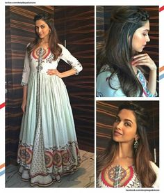 6 hairstyles that go well with Anarkali Suit #CelebrityHairStyle #CelebrityFashion #CelebrityBridalHairStyle #HairStyle #BridalHairStyle
