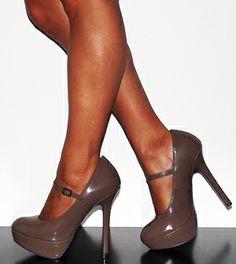 Cute Mary Jane Heels