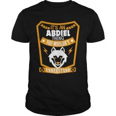 Cool It is an Abdiel Thing Shirts