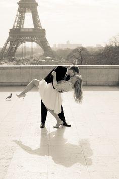 Paris elopement - photo by Juliane Berry