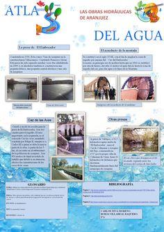 Las Obras Hidráulicas de Aranjuez II Autores: Carlos Teva y Borja Villarreal 2º A