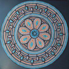 67 Best Favorite Mandalas Images Crochet Doilies Crochet