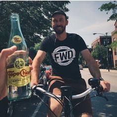 Bicycles  #TopoChico in a Saturday afternoon