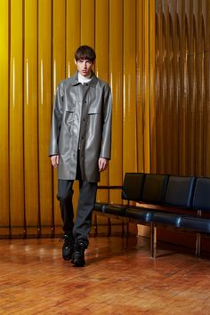 Patrik Ervell Fall 2016 Menswear Fashion Show
