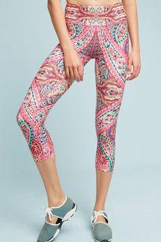 6ba71971e8376 Slide View: 3: Carousel Capri Leggings Athletic Outfits, Athletic Clothes, Capri  Leggings
