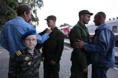Joining the Russian Army | Reuters.com