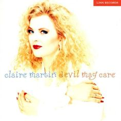 Claire Martin - Martin Devil May Care, White May, Claire, Devil, Cool Things To Buy, Music, Shopping, Products, Cover, Cool Stuff To Buy