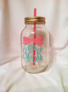 Hey, I found this really awesome Etsy listing at http://www.etsy.com/listing/162178648/personalized-quart-mason-jar-lid-and