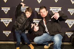 February 24, 2018 was a night of stars for Monster Jam in Anaheim California. Celebs including Chris Pratt, Nick Lachey, Kendra and Hank Ba...