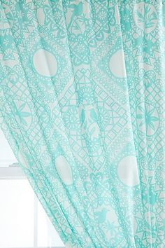 $39 Urban Outfitters Curtain Papercut Curtain