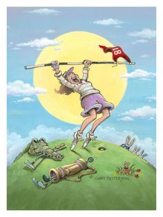 Hole In One - Gary Patterson