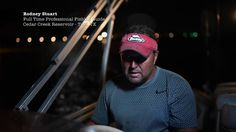 Night Fishing for Sand Bass, Hybrids, Crappie and Largemouth on Docks in...