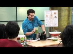 David Wolfe demonstrates the amazing Nutribullet on www.healthychoiceseveryday.com