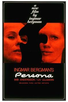 """Persona""(1966) directed by Ingmar Bergman. One of the best experimental art movies (or mindfuck movies) I've ever seen. Ingmar Bergman could do pretty much anything."