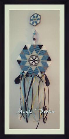 """Collection """"Attrape-Rêves Art déco"""" : Accessoires de maison par magic-perles"""