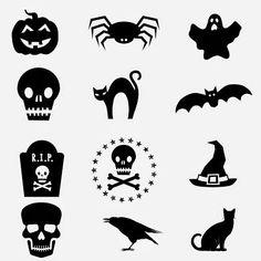 40 Mejores Imágenes De Siluetas De Halloween Halloween Silhouettes