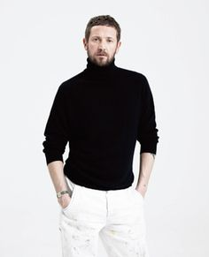 men fall and winter style Fasion, Style Inspiration, Style Ideas, Winter Fashion, Menswear, Turtle Neck, Men's Style, Mens Fashion, Actors