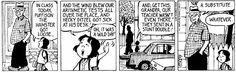 One Big Happy Comic Strip, October 20, 2014 on GoComics.com