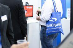 BellEquip GmbH auf der Smart Automation 2014 Reusable Tote Bags