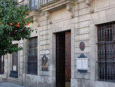 Fachada de la Capilla de San Onofre, Sevilla. #Sevilla #Seville #sevillaytu @sevillaytu