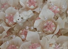 pink and white bridal shower truffle wrappers 2