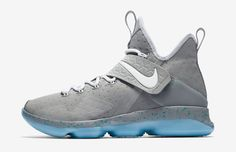 5d4a7372ee90 The Nike LeBron 14 Gets a Mag-Inspired Colorway