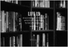 Life is a succession of lessons which must be lived to be understood. - Helen Keller #life #lifequote #qotd #quote #inspirational #inspirationalquote #inspirationalwords #potd