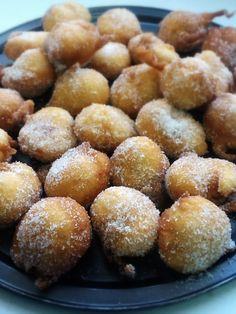 Seafood Recipes, Mexican Food Recipes, Banana French Toast, Profiteroles, Donut Holes, Homemade Donuts, Donut Recipes, Cookies, Pretzel Bites